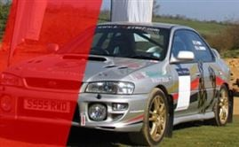 Silverstone Rally School Driving Experiences
