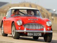 Austin Healey 3000 Driving Experiences
