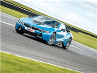 BMW i8 Driving Experiences