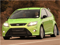 Ford Focus RS Turbo Driving Experiences