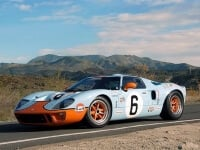Ford GT 40 Driving Experiences