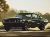 Ford Mustang 390 Fastback Driving Experiences