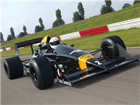Formula Tyrell F1 Driving Experiences