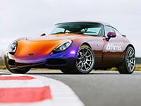 TVR T350C Driving Experiences