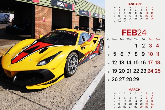 driving calendar
