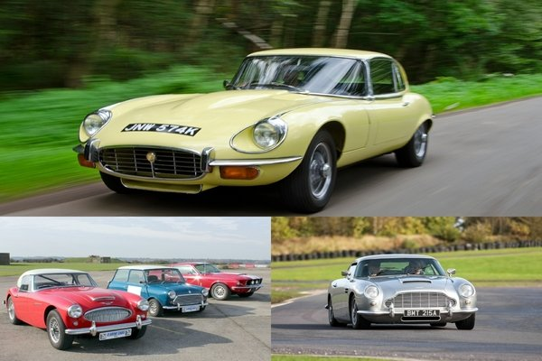 Classic cars: the best value drives around