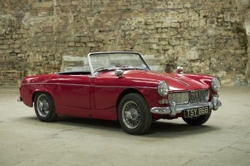 Duke of London: the perfect place to take a classic car enthusiast