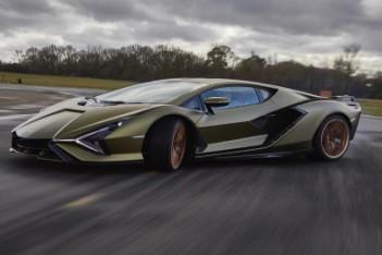 Electric bulls: Lamborghini go hybrid on their new hypercar