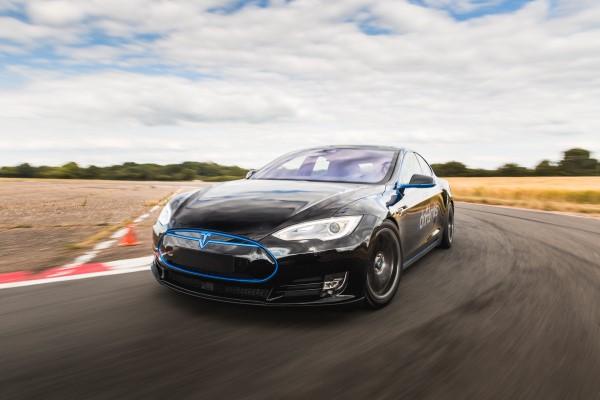 EVs zap ahead of Supercars