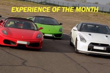 Experience of the Month July 2021