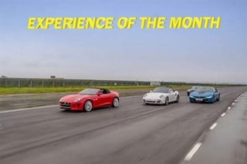 Experience of the Month May 2021