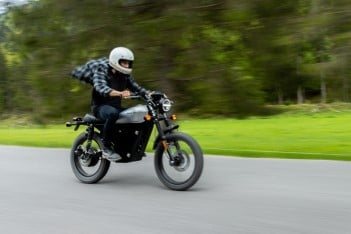First all electric road motorcycle launched