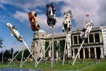 Goodwood Festival of Speed 2021: all the action