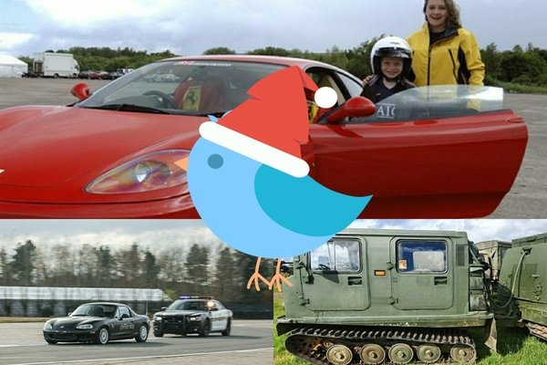 Start your engines, Early Birds: Driving Experience Christmas 2020 preview