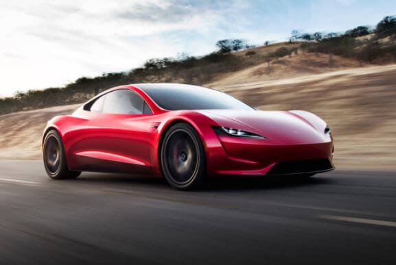Tesla Roadster to enter production five years after first reveal