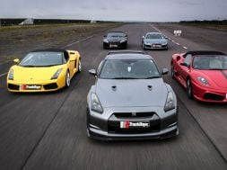 All-new supercar selector…the greatest 'pick 'n' mix' ever!