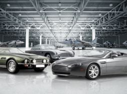 The best Aston Martins - and the best Bonds at their wheels