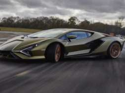 Electric bulls: Lamborghini go hybrid on their new hypercar