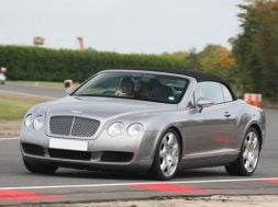 How the Bentley Continental GTC kept Bentley alive