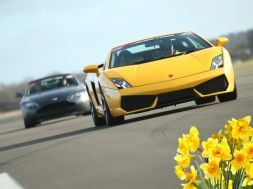 Mighty Mother's Day supercar fun for under £100