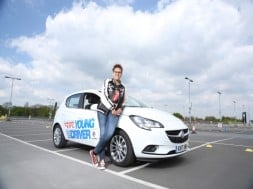 More youngsters learning to drive at very young age