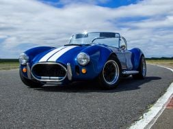 Original Carroll Shelby owned Cobra goes under the hammer