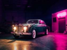Silverstone design firm shines new light on classic cars future