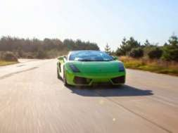 Spyder's web: Lambo convertible turns up the heat this summer