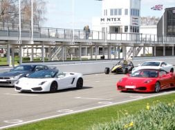 Your glorious experiences at Goodwood start right here