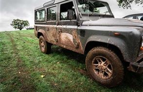30 Minute Off Road Driving Experience Experience from drivingexperience.com