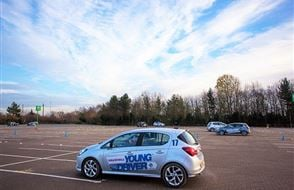 60 Minute Automatic Young Driver Experience Experience from drivingexperience.com