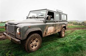 60 Minute Off Road Driving Experience Experience from drivingexperience.com