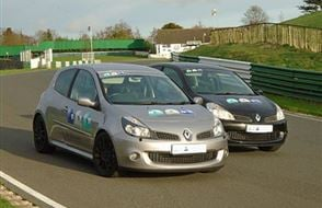 Advance Track Driving Course - Clio Experience from drivingexperience.com