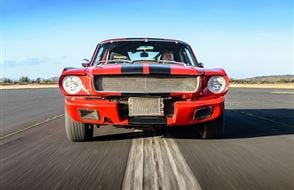 American Muscle Blast with High Speed Passenger Ride Experience from drivingexperience.com