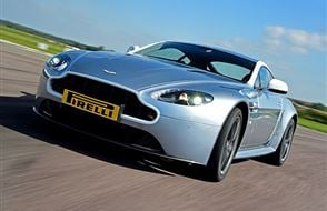 Aston Martin Driving Experience Experience from drivingexperience.com