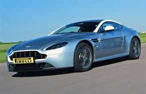 Aston Martin Thrill Experience from drivingexperience.com