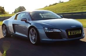 Audi R8 Plus Driving Experience Experience from drivingexperience.com
