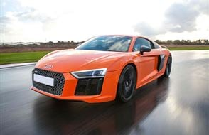 Audi R8 V10 Plus Blast Experience from drivingexperience.com
