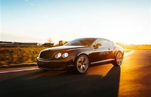 Bentley Continental GT Blast Experience from drivingexperience.com