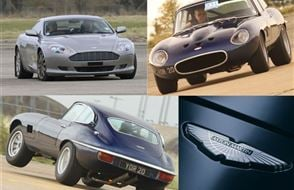 Best of British Classic Car Thrill Experience from drivingexperience.com