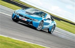 BMW i8 Driving Thrill                                                                                Experience from drivingexperience.com