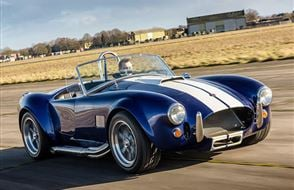 British Classic Blast with High Speed Passenger Ride Experience from drivingexperience.com