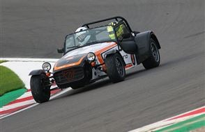 Caterham Roadsport SV Arrive and Drive Experience Experience from drivingexperience.com