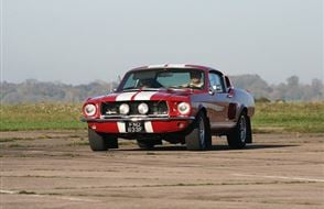 Classic Car Passenger Ride - Special Offer Experience from drivingexperience.com