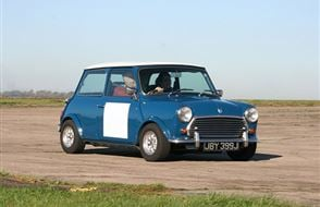 Classic Mini Thrill - Special Offer Experience from drivingexperience.com