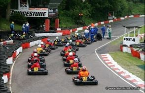 Corporate 30 Minute Karting Endurance Experience from drivingexperience.com