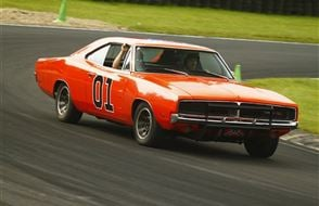 Dodge 'General Lee' Charger Blast Experience from drivingexperience.com