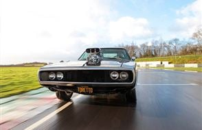 Dodge Charger R/T Blast Experience from drivingexperience.com