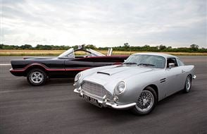 Double Movie Car Thrill with High Speed Passenger Ride Experience from drivingexperience.com