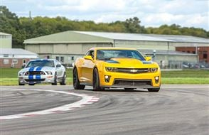 Double Supercar Blast for Two - Special Offer Experience from drivingexperience.com